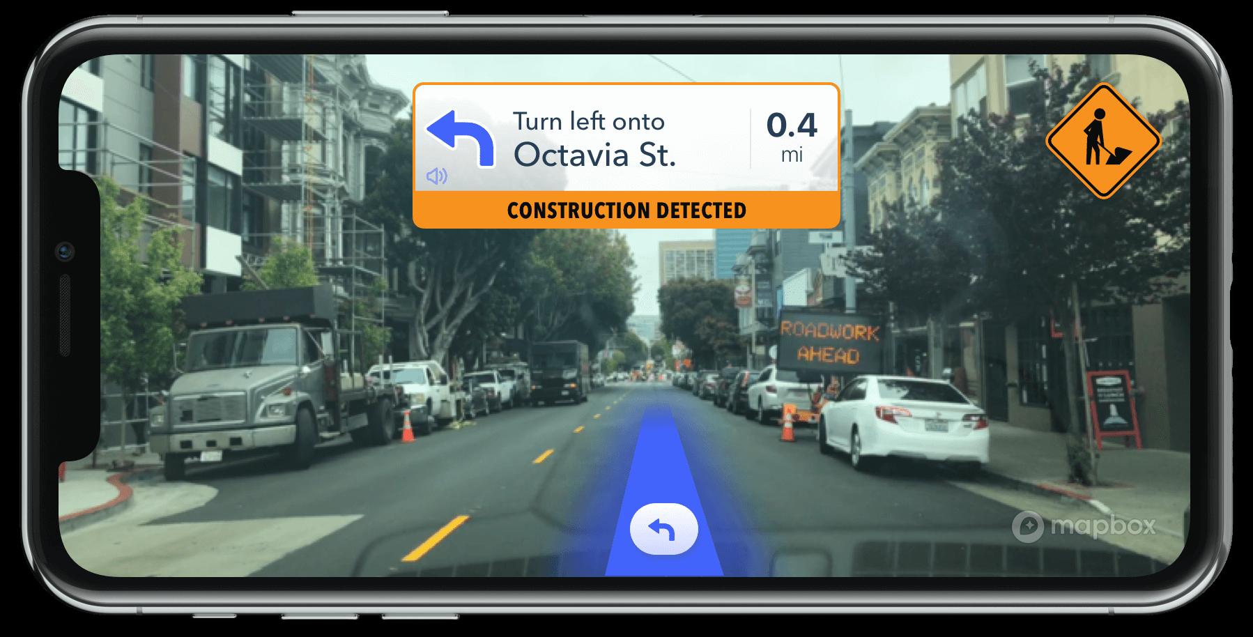 Vision SDK | Mapbox